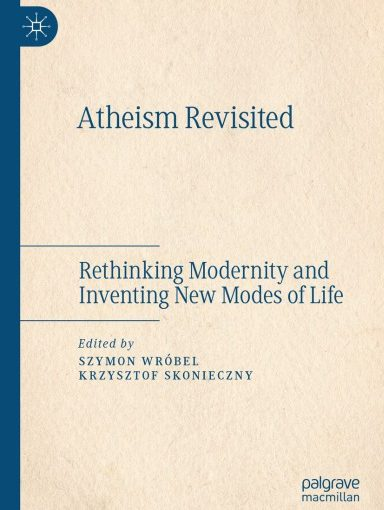 """New book: """"Atheism Revisited"""""""